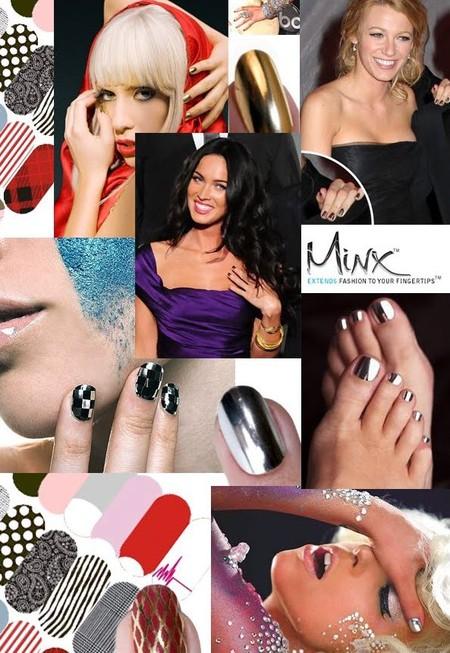 Minx - новое слово в дизайне ногтей — фото 1