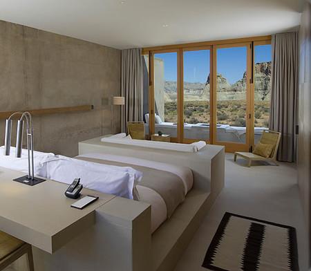 Отель Амангири, затерянный в пустыне Юта — фото 7