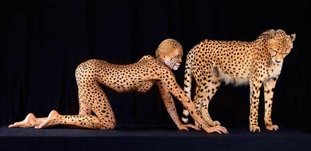 Все мы немножко... гепарды? Фотоработы Леннет Ньюэлл — фото 9