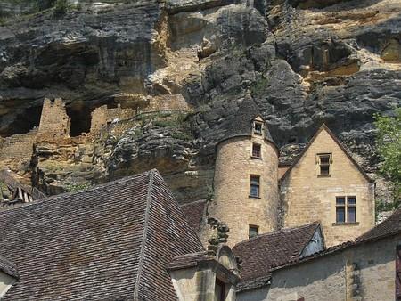 Рок-Гажак – деревня, слившаяся со скалой — фото 12