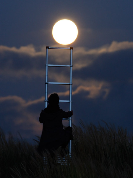 На луну и обратно :-)