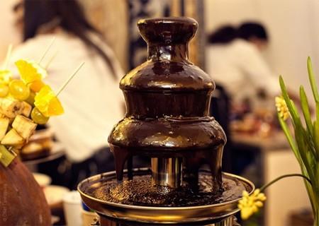 Праздник Шоколада во Львове - рай для сладкоежек — фото 12