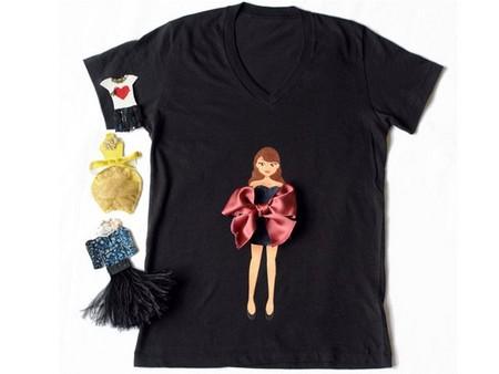 """""""Переменчивые"""" футболки от Lotty Dotty — фото 1"""