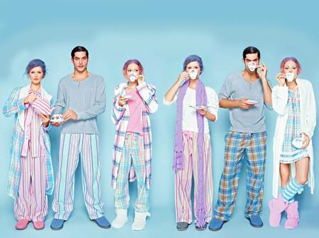 Одежда для сна от австралийского короля пижам Питера Александра — фото 14