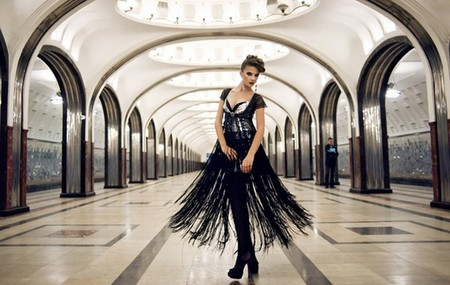 Московское метро в объективе Алены Никифоровой — фото 12