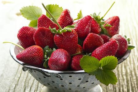 Свежие ягоды — один из самых любимых сюжетов фотографа