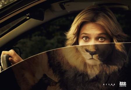 Необычная реклама зоопарков — фото 1