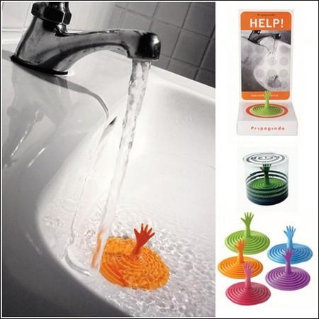 Принимаем ванну весело: самые креативные затычки для водостока. — фото 13