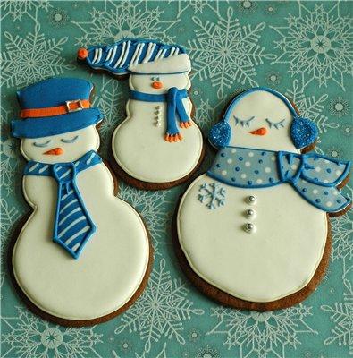 Печенье — излюбленная тема :-)