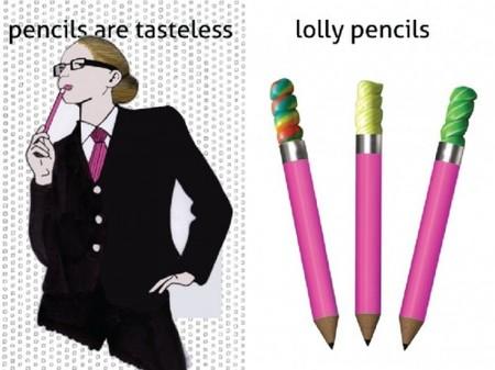 Берем на карандаш! Обзор самых креативных карандашей. — фото 5