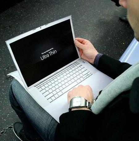 Ультратонкий ноутбук Macbook Pro