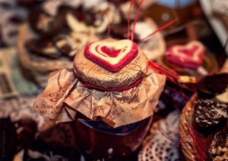 Праздник Шоколада во Львове - рай для сладкоежек — фото 8