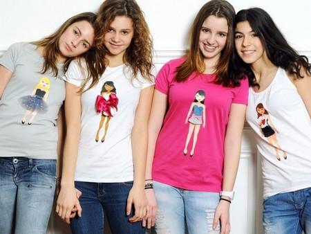 """""""Переменчивые"""" футболки от Lotty Dotty — фото 2"""