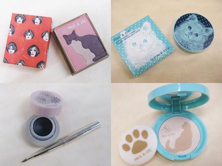 Коты для красоты: весенняя коллекция средств для макияжа от Paul & Joe Beauté — фото 7