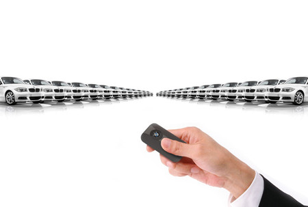 Car Compass - гаджет для поиска автомобиля на парковке — фото 1