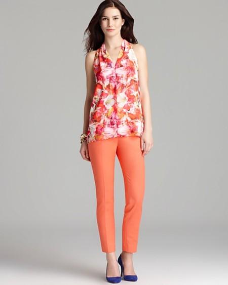 Самые модные оттенки весны-лета 2013 — фото 17