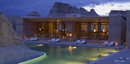 Отель Амангири, затерянный в пустыне Юта — фото 11