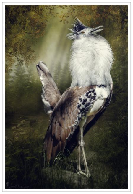 Портреты животных от Мануэлы и Стефана Кульпа — фото 9