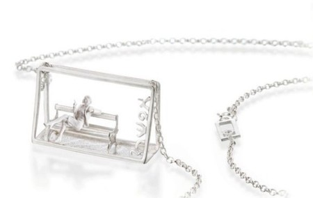 Авторские украшения из серебра от Yael & Tal — фото 6