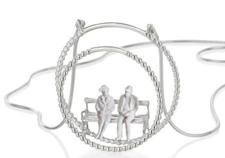 Авторские украшения из серебра от Yael & Tal — фото 3