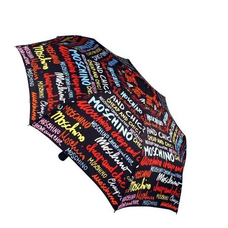Нескучные зонты от  Moschino Cheap & Chic — фото 20