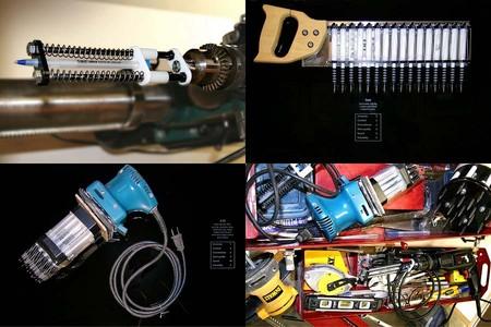 Инструменты, при помощи которых получаются такие удивительные вещи