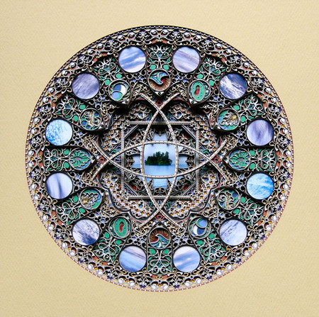 Филигранные работы из картона от Эрика Стэндли — фото 7