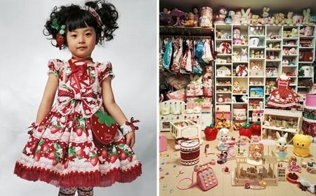 Кая, 4 года, Токио, Япония