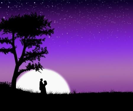 Снимки с участием людей очень романтичны