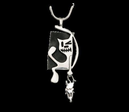 Totemi - серебро для тех, кто предпочитает авторский дизайн. — фото 3