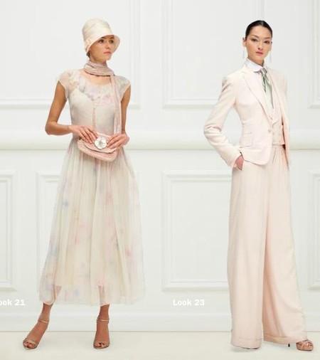 Образы начала XX века в коллекции Spring 2012 от Ralph Lauren — фото 3