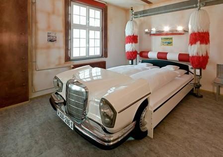 Приятных снов… на автомойке :-)