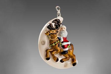 Время наряжать елку: новогодние игрушки от «M.A. Mostowski» и «Komozja». — фото 33