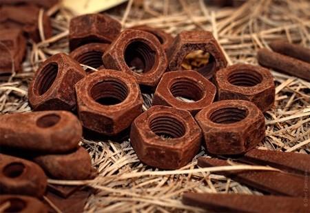 Праздник Шоколада во Львове - рай для сладкоежек — фото 4