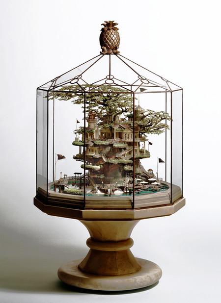 Бонсай от Таканори Аиба: восточное искусство миниатюрного сада, доведенное до совершенства. — фото 6