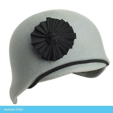 Фетровая шляпка от Mio - стильно, ярко и неповторимо — фото 3