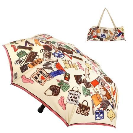 Нескучные зонты от  Moschino Cheap & Chic — фото 8