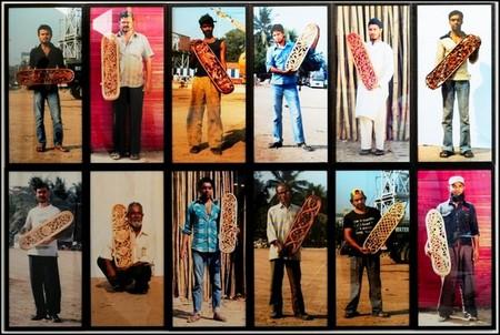 Скейтборд как арт-объект от Тобиаса Мегерле — фото 9
