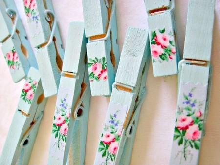 Красота на бельевой веревке: обзор необычных прищепок. — фото 14