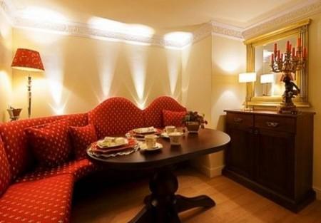 Самый прозрачный, самый старый, самый высокогорный... И еще несколько вариантов необычных отелей. — фото 7