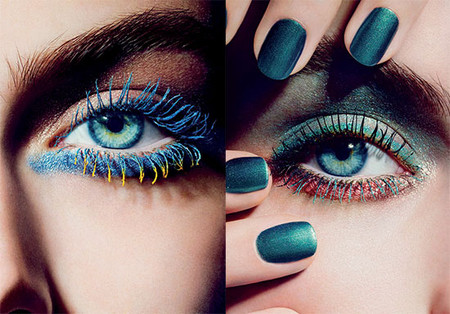 Коллекция косметики Chanel L'ete Papillon -  для летнего креатива — фото 7