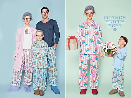 Одежда для сна от австралийского короля пижам Питера Александра — фото 13