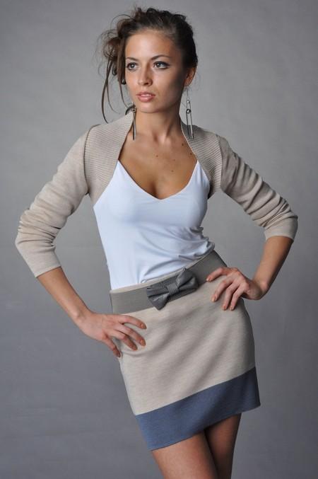 Как и с чем носить болеро — фото 1