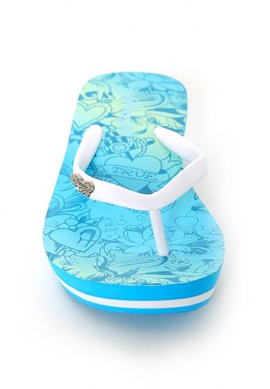 Все на пляж – яркая обувь от Ed Hardy! — фото 7
