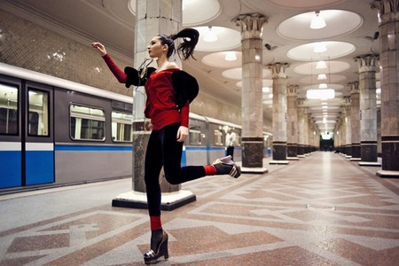 Московское метро в объективе Алены Никифоровой — фото 11