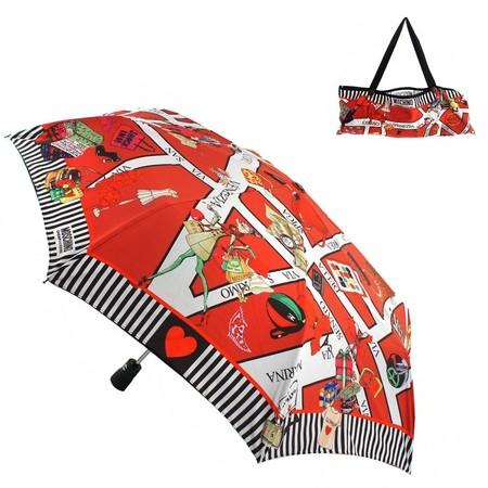К каждому зонтику прилагается сумка-чехол