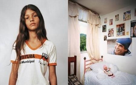 Таис, 11 лет, Рио-де-Жанейро, Бразилия.