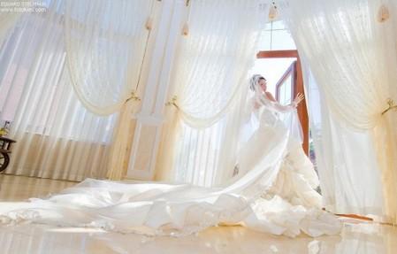 Оригинальные свадебные фотографии Эдуарда Стельмаха — фото 10