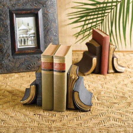 Дизайн на книжной полке: креативные подставки для книг — фото 15