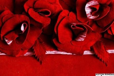"""""""Цветущие"""" клатчи от Aston Rimell — фото 7"""